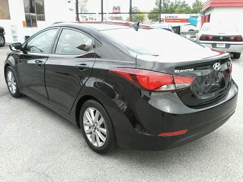 2014 Hyundai Elantra SE 4dr Sedan - Salisbury MD