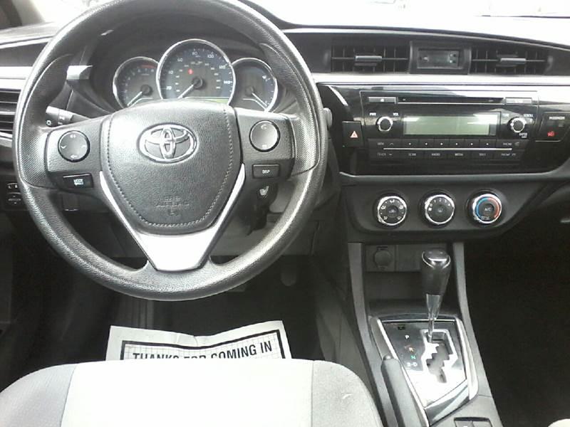 2014 Toyota Corolla L 4dr Sedan 4A - Salisbury MD