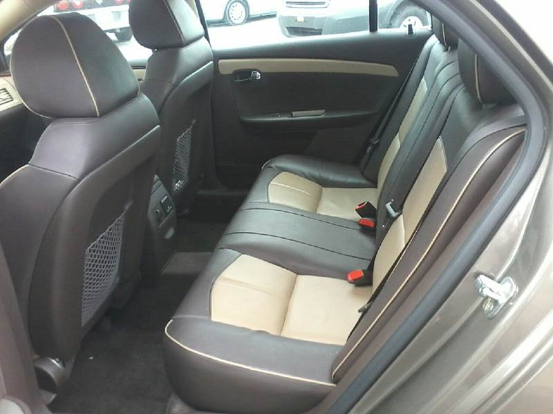 2012 Chevrolet Malibu LTZ 4dr Sedan w/2LZ - Salisbury MD