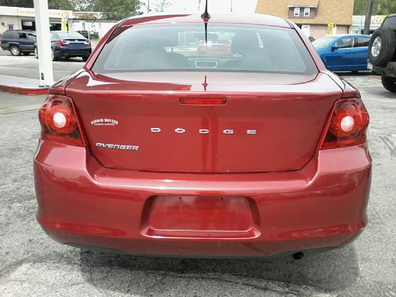 2014 Dodge Avenger SE 4dr Sedan - Salisbury MD
