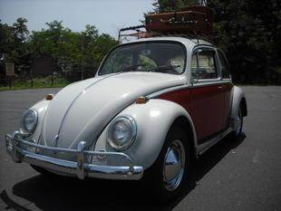 1965 Volkswagen Beetle for sale at CAROLINA CLASSIC AUTOS in Fort Lawn SC