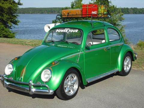 1959 Volkswagen Beetle for sale at CAROLINA CLASSIC AUTOS in Fort Lawn SC