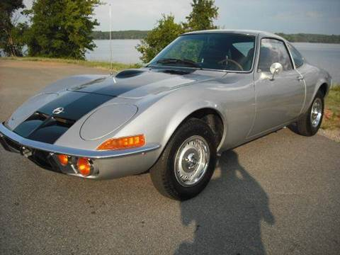 1971 Opel GT for sale at CAROLINA CLASSIC AUTOS in Fort Lawn SC