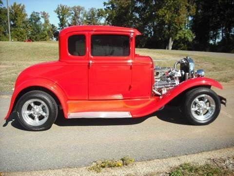1931 Ford Model A for sale at CAROLINA CLASSIC AUTOS in Fort Lawn SC