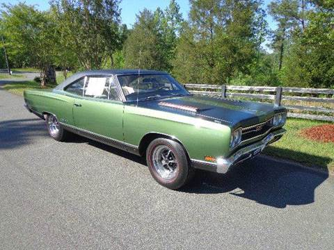 1969 Plymouth GTX for sale at CAROLINA CLASSIC AUTOS in Fort Lawn SC