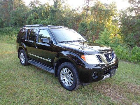 2008 Nissan Pathfinder for sale at CAROLINA CLASSIC AUTOS in Fort Lawn SC