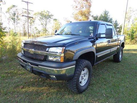 2004 Chevrolet Silverado 1500 for sale at CAROLINA CLASSIC AUTOS in Fort Lawn SC