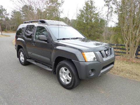 2005 Nissan Xterra for sale at CAROLINA CLASSIC AUTOS in Fort Lawn SC