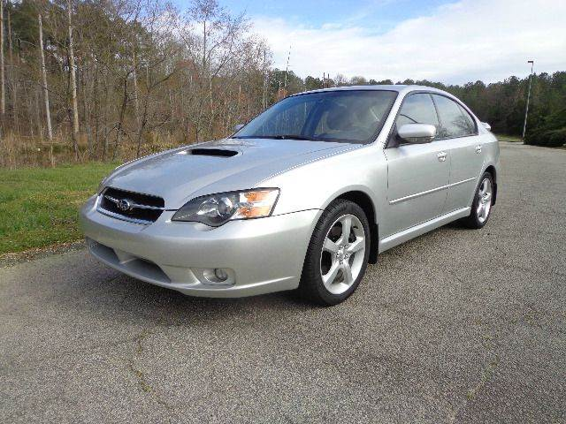 2005 Subaru Legacy for sale at CAROLINA CLASSIC AUTOS in Fort Lawn SC