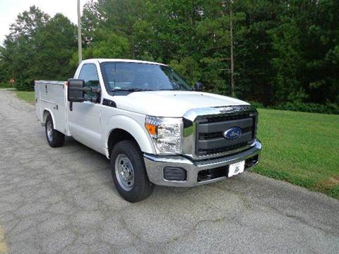 2016 Ford F-250 Super Duty for sale at CAROLINA CLASSIC AUTOS in Fort Lawn SC