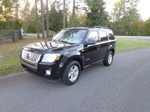 2009 Mercury Mariner Hybrid for sale at CAROLINA CLASSIC AUTOS in Fort Lawn SC