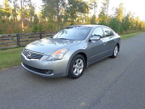 2007 Nissan Altima for sale at CAROLINA CLASSIC AUTOS in Fort Lawn SC