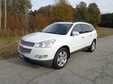 2010 Chevrolet Traverse for sale at CAROLINA CLASSIC AUTOS in Fort Lawn SC