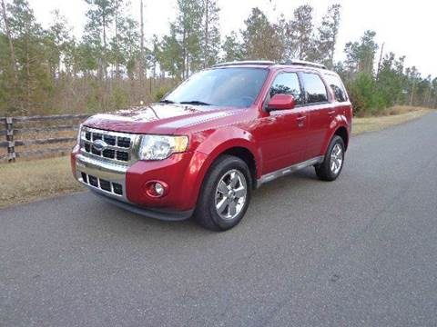 2009 Ford Escape for sale at CAROLINA CLASSIC AUTOS in Fort Lawn SC