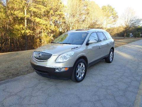 2008 Buick Enclave for sale at CAROLINA CLASSIC AUTOS in Fort Lawn SC