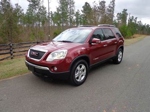 2007 GMC Acadia for sale at CAROLINA CLASSIC AUTOS in Fort Lawn SC
