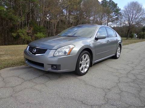 2008 Nissan Maxima for sale at CAROLINA CLASSIC AUTOS in Fort Lawn SC