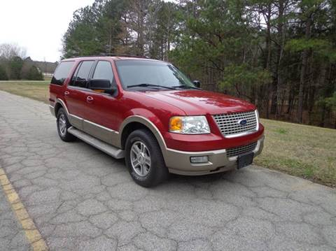2004 Ford Expedition for sale at CAROLINA CLASSIC AUTOS in Fort Lawn SC