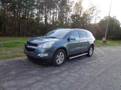 2009 Chevrolet Traverse for sale at CAROLINA CLASSIC AUTOS in Fort Lawn SC