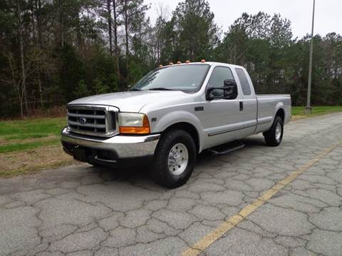 1999 Ford F-250 Super Duty for sale at CAROLINA CLASSIC AUTOS in Fort Lawn SC