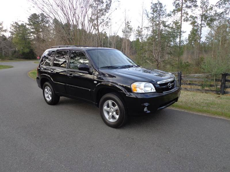 2006 Mazda Tribute for sale at CAROLINA CLASSIC AUTOS in Fort Lawn SC