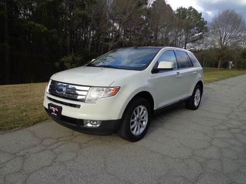 2009 Ford Edge for sale at CAROLINA CLASSIC AUTOS in Fort Lawn SC
