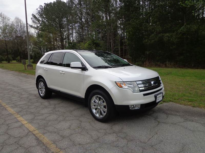 Ford Edge Limited Dr Crossover Fort Lawn Sc