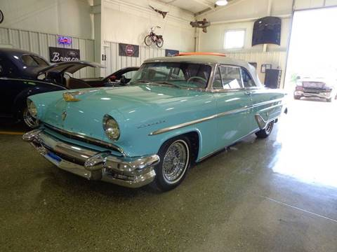 1955 Lincoln Capri for sale at CAROLINA CLASSIC AUTOS in Fort Lawn SC