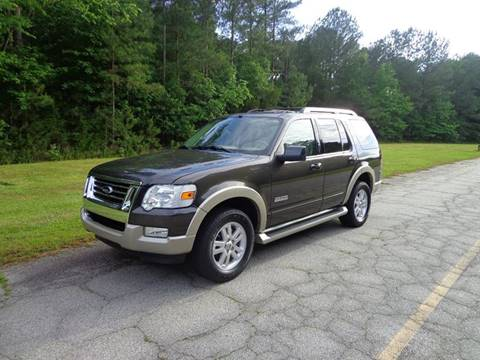 2007 Ford Explorer for sale at CAROLINA CLASSIC AUTOS in Fort Lawn SC