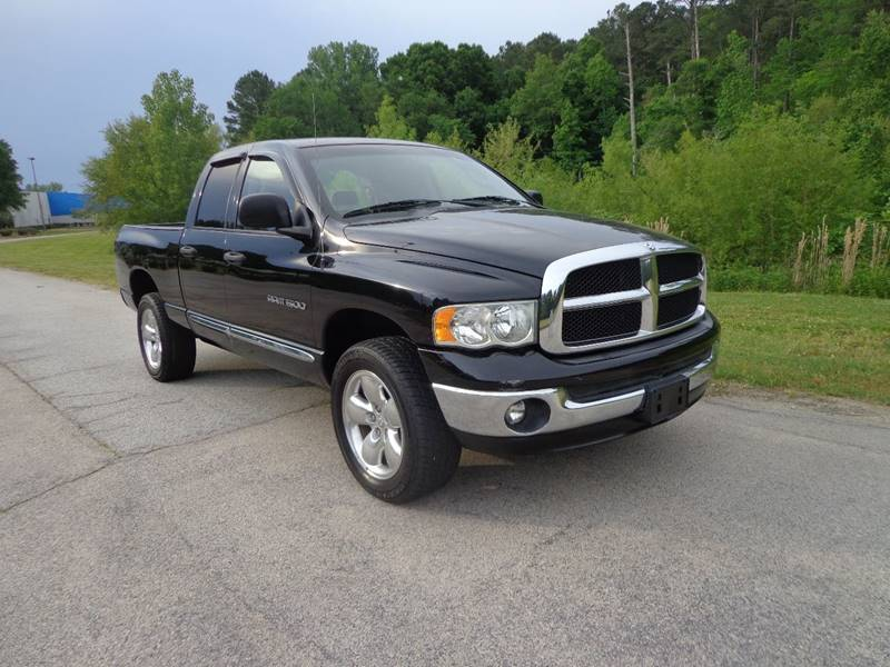 2005 Dodge Ram Pickup 1500 for sale at CAROLINA CLASSIC AUTOS in Fort Lawn SC