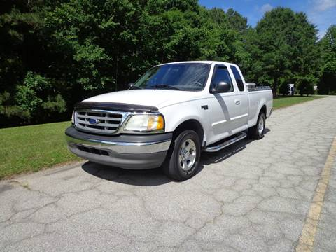2003 Ford F-150 for sale at CAROLINA CLASSIC AUTOS in Fort Lawn SC