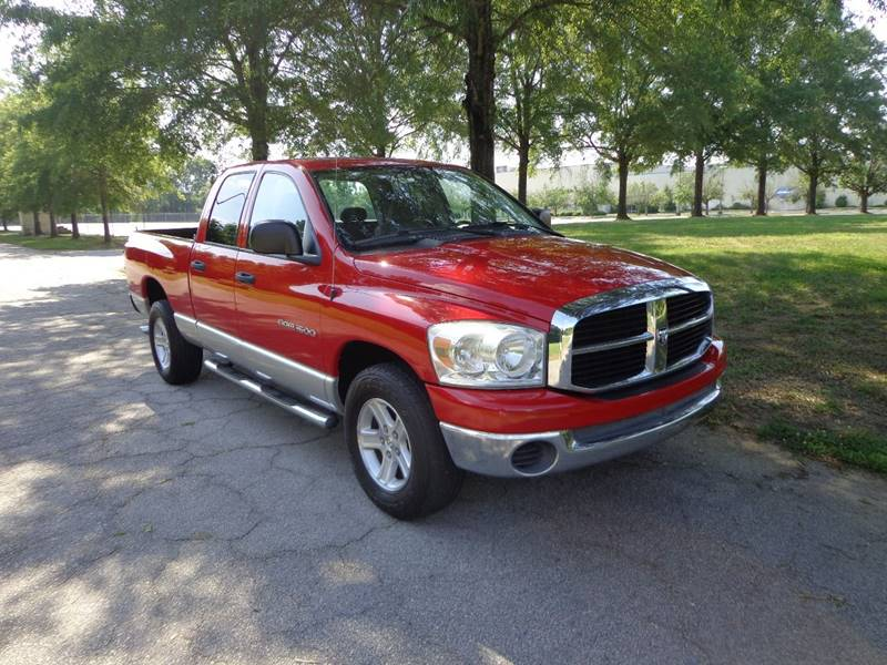 2007 Dodge Ram Pickup 1500 for sale at CAROLINA CLASSIC AUTOS in Fort Lawn SC