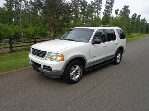 2002 Ford Explorer for sale at CAROLINA CLASSIC AUTOS in Fort Lawn SC