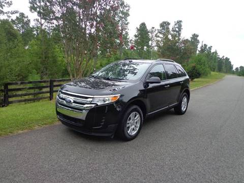 2011 Ford Edge for sale at CAROLINA CLASSIC AUTOS in Fort Lawn SC