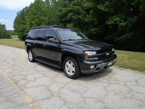 2003 Chevrolet TrailBlazer for sale at CAROLINA CLASSIC AUTOS in Fort Lawn SC