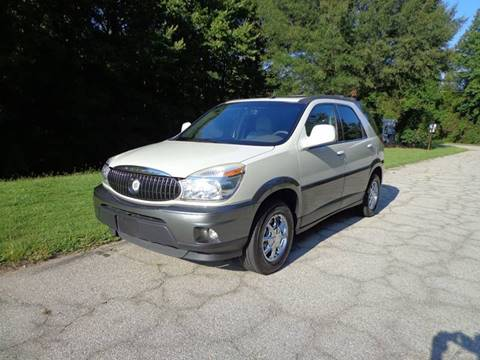 2004 Buick Rendezvous for sale at CAROLINA CLASSIC AUTOS in Fort Lawn SC
