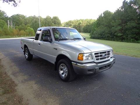 2001 Ford Ranger for sale at CAROLINA CLASSIC AUTOS in Fort Lawn SC