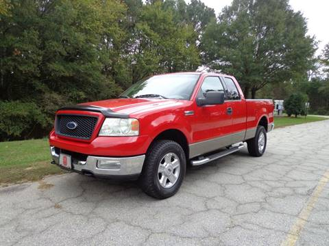 2004 Ford F-150 for sale at CAROLINA CLASSIC AUTOS in Fort Lawn SC