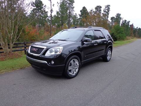2010 GMC Acadia for sale at CAROLINA CLASSIC AUTOS in Fort Lawn SC