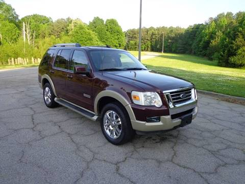 2006 Ford Explorer for sale at CAROLINA CLASSIC AUTOS in Fort Lawn SC
