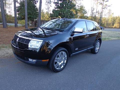 2008 Lincoln MKX for sale at CAROLINA CLASSIC AUTOS in Fort Lawn SC