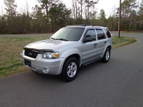 2007 Ford Escape for sale at CAROLINA CLASSIC AUTOS in Fort Lawn SC