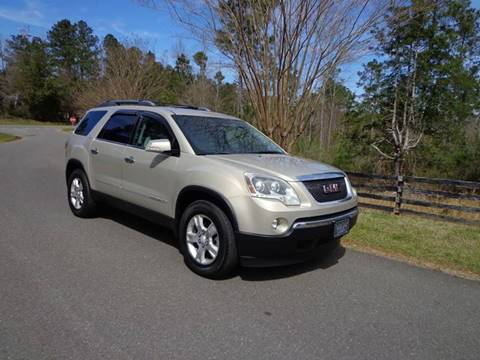 2008 GMC Acadia for sale in Fort Lawn, SC