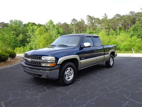 2002 Chevrolet Silverado 1500 for sale in Fort Lawn, SC