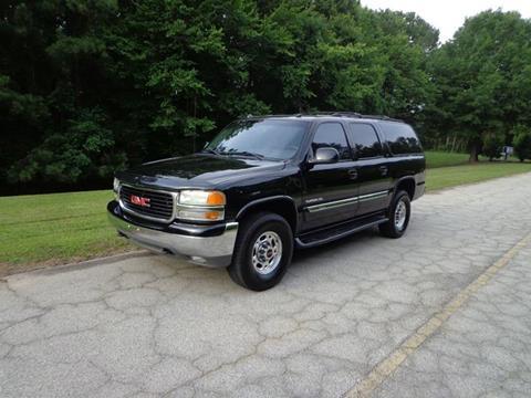 2003 GMC Yukon XL for sale at CAROLINA CLASSIC AUTOS in Fort Lawn SC