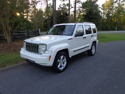 2008 Jeep Liberty for sale at CAROLINA CLASSIC AUTOS in Fort Lawn SC