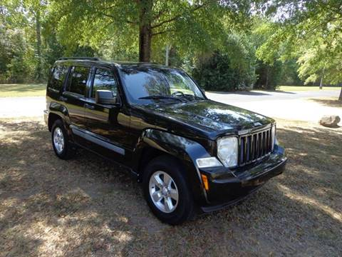 2010 Jeep Liberty for sale at CAROLINA CLASSIC AUTOS in Fort Lawn SC