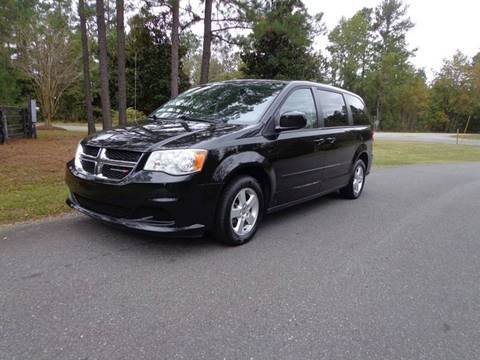 2012 Dodge Grand Caravan for sale at CAROLINA CLASSIC AUTOS in Fort Lawn SC