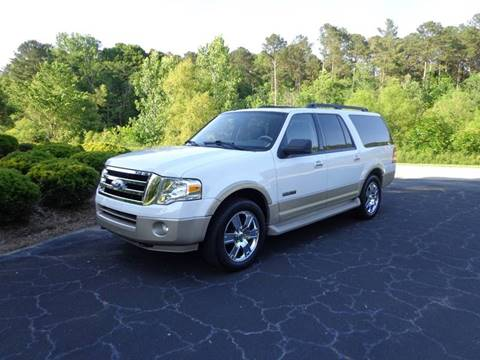 2007 Ford Expedition EL for sale at CAROLINA CLASSIC AUTOS in Fort Lawn SC