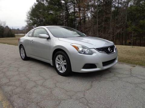 2012 Nissan Altima for sale at CAROLINA CLASSIC AUTOS in Fort Lawn SC